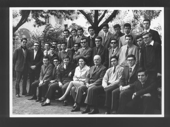 Liceo Classico Ferrara, a.s.1965/66