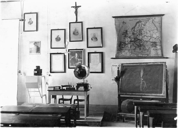 aula anni '20